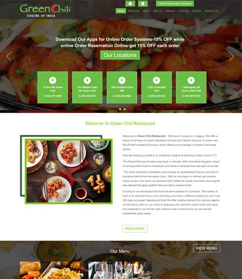 Green Chili Restaurant